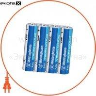 Щелочная батарейка Westinghouse Dynamo Alkaline AАA/LR03 4шт/уп shrink