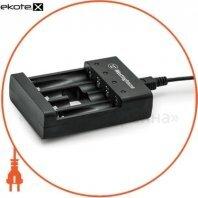 Зарядное устройство ускоренной  зарядки (USB) для 4 -х аккумуляторов