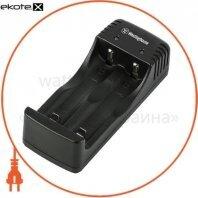 Зарядное устройство (USB) с независимыми каналами для 2 -х литий-ионных аккумуляторов типа 18650