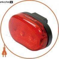 Фонарь 3W LED WF1511 + 2xAAA LR6