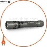 Фонарь алюминиевый 3W LED WF1507 + Мicro USB кабель