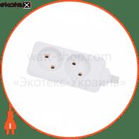колодка подовжувача W/T G2J без заземлення (без дроту)