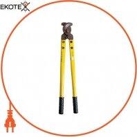 Инструмент e.tool.cutter.lk.125 для резки медного и алюминиевого кабеля сечением до 125 кв.мм (диаметром до 21мм)
