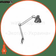 світильник настільний TF-06 60Вт E27 сірий