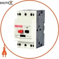 Автоматический выключатель защиты двигателя e.mp.pro.80, 63-80А