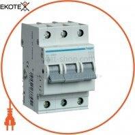 Автоматический выключатель 3P 6kA C-6A 3M