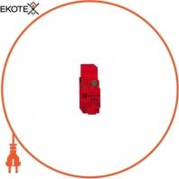 Мет.выкл.безопасности XCSA - 1 НЗ + 2 НО - инерц.срабат. - 1 вход M20