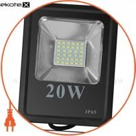 Прожектор UA LED 20-1400/NIS черный