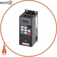 Преобразователь частотный e.f-drive.0R7Sh 0,75 кВт 1ф/220В
