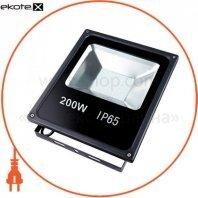 Светодиод.прожектор_MAGNUM_FL 20 LED_200 Вт 220В 6500К IP65