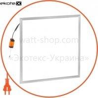 Светодиодный светильник офисный DELUX LED PANEL 41 44W 6500K (595*595) opal