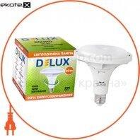 Світлодіод.лампа_DELUX_Round 30w E27_4100K