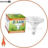 Светодиод.лампа_DELUX_Round 50w E27_4100K