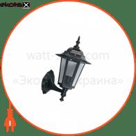 світильник садово-парковий PALACE A01 60Вт Е27 чорний