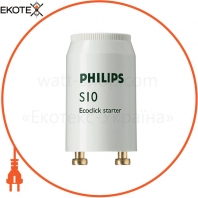 Стартер Philips S10 4-65W SIN 220-240V WH EUR / 12X25CT