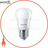 Лампа светодиодная Philips Scene Switch P45 2S 6.5-60W E27 6500K