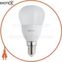 Лампа светодиодная Philips ESS LEDLustre 6.5-75W E14 840 P45NDFR RCA