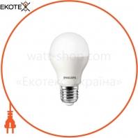 Лампа светодиодная Philips ESS LEDBulb 9W E27 6500K 230V A60 RCA