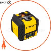 Уровень лазерный CUBIX® Green Beam Cross Line STANLEY STHT77499-1