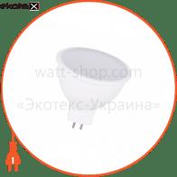 лампа світлодіодна DELUX JCDR 7Вт 4100K 220В GU5.3 білий