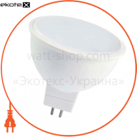 Лампа свiтлодiодна LB-716 MR16 G5.3 230V 6W 4000K