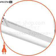 РИТЕЙЛ (ПОДВЕСНОЙ) 20 Вт Одиночный светильник Модификация с текстурированным рассеивателем