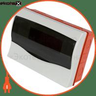 Корпус пластиковий 12-модульний e.plbox.stand.w.12, що вбудовується Multusan