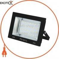 Прожектор LED-SLТ 30w 220В 2250lm 6500K Sokol алюминиевый корпус, закаленное стекло