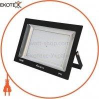 Прожектор LED-SLТ 100w 220В 6500lm 6500K Sokol алюминиевый корпус, закаленное стекло