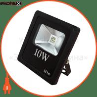Прожектор светодиодный Solo SL-10-17 10W 6500К   26-0004