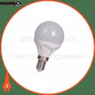 лампа світлодіодна DELUX BL50P 7 Вт 2700K 220В E14 теплий білий