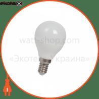 лампа світлодіодна DELUX BL50P 5 Вт 4100K 220В E14 білий