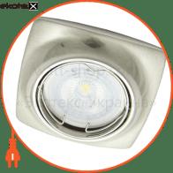 Встраиваемый светильник Feron DL6045 титан 30126