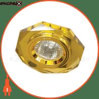 8020-2/(CD3003) желтый-золото MR16 50W YW/GD