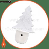 Светильник ночник Feron FN1102 дерево 23217