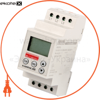 Реле контроля напряжения трехфазное цифровое e.control.v05