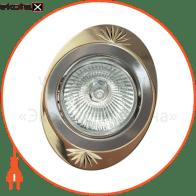 Встраиваемый светильник Feron 250DL титан золото 17907