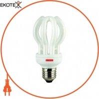 Лампа енергозберігаюча e.save.flower.E14.11.4200, тип flower, патрон Е14, 11W, 4200 К