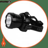 Ліхтарик налобний 220-240V 3W 1LED