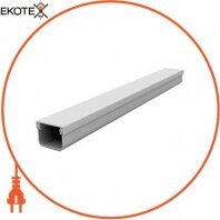 Короб для подземной прокладки кабеля ZEKAN 1 (100х100х2000) - (короб+крышка)