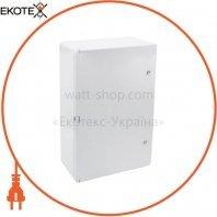 Корпус пластиковый ЩМПп 600х400х200мм УХЛ1 IP65 IEK