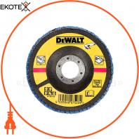Круг шлифовальный лепестковый DeWALT DT3309