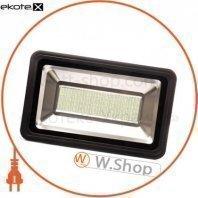 Прожектор светодиодный евросвет 300Вт 6400К EV-300-01 PRO 27000Лм HM