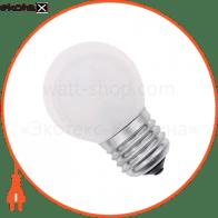 g45 40w e27 мат. лампы накаливания electrum Electrum A-IB-0033