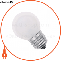 Лампа шар 60W E27 мат.  - A-IB-0035