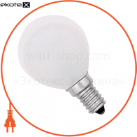 Лампа шар 40W E14 мат.  - A-IB-0037