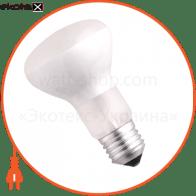 Лампа рефлекторная R63 60W E27 мат.  - A-IR-0043
