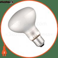 Лампа рефлекторная R80 75W E27 мат.  - A-IR-0045