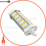 LED лампа 7W LL-42 R7s 4000К проз.ал./к. A Electrum