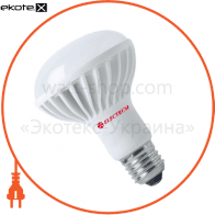 Светодиодная лампа Electrum R80 LR-20 10W E27 4000K алюмопласт. корп.